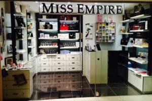 Miss Empire accessory store Plaza Singapura Singapore.
