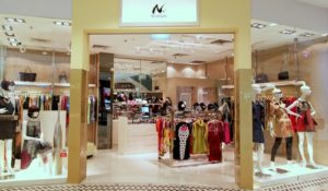 Ns' Boutique clothing store Tanglin Mall Singapore.