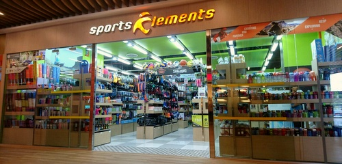 Sports Elements store Singapore.