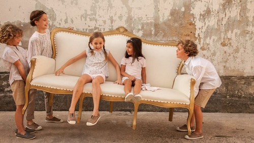 Château de Sable childrenswear Singapore.