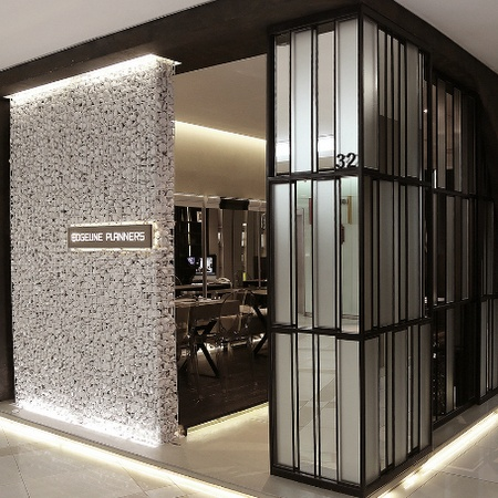 Edgeline Planners interior design company IMM Singapore.