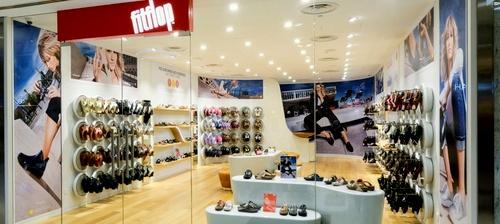 FitFlop shoe store Wisma Atria Singapore.