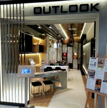 Outlook Interior design company IMM Singapore.