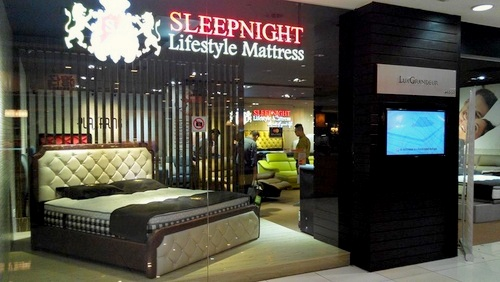 Sleepnight mattress store IMM Singapore.