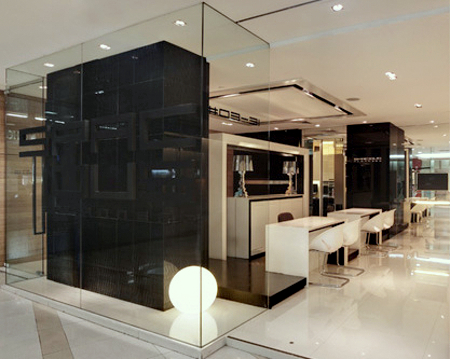 Spacious Planners interior design IMM Singapore.