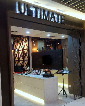 Ultimate Design Station interior design service IMM Singapore.
