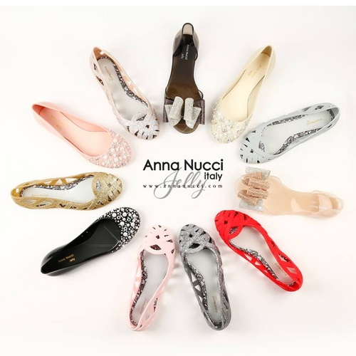 Anna Nucci shoes Singapore.