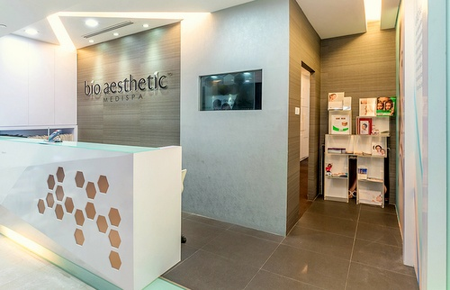 Bio Aesthetic MediSpa Plaza Singapura Singapore.