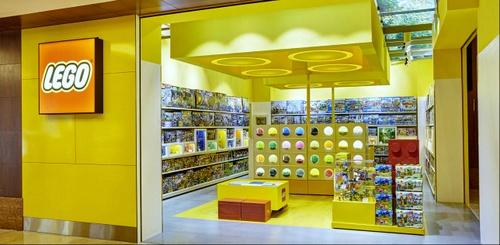 Bricks World Lego Certified Store Resorts World Sentosa Singapore.