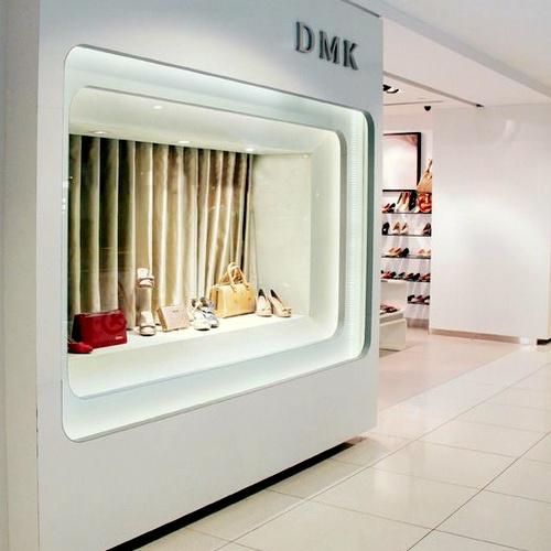 DMK shoe store Plaza Singapura Singapore.
