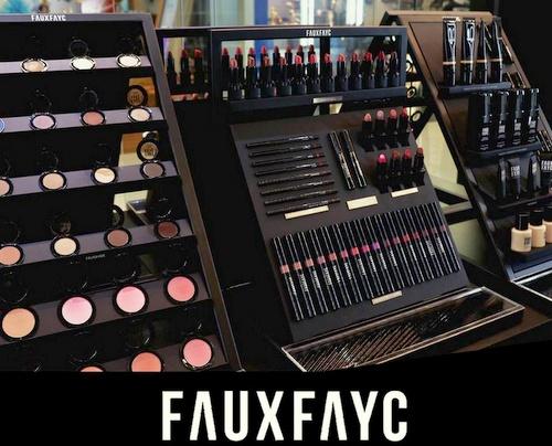 Faux Fayc cosmetics store Plaza Singapura Singapore.