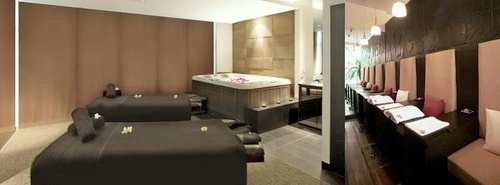 FIL Skin, Body & Spa Intelligence salon Singapore.