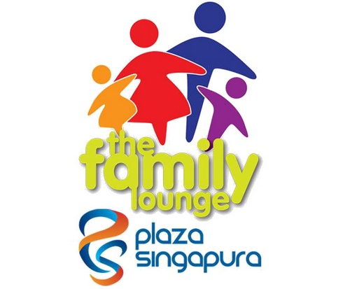 The Family Lounge Plaza Singapura Singapore.