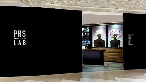 PHS Hairscience salon Plaza Singapura Singapore.