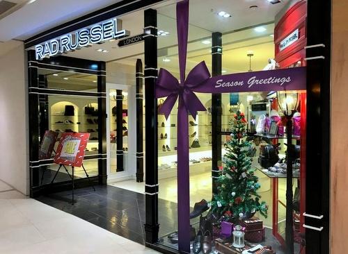 Rad Russel shoe shop Plaza Singapura Singapore.