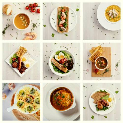 Saybons French Food Factory meals available in Singapore.