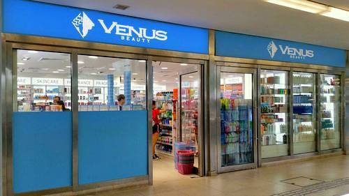 Venus Beauty store at Choa Chu Kang in Singapore.