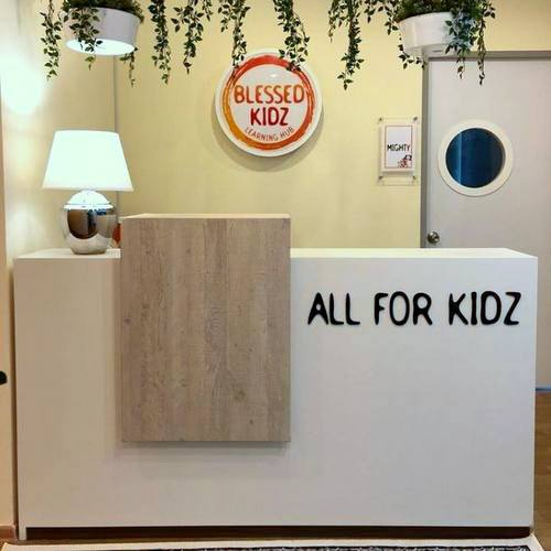 Blessed Kidz Learning Hub at City Square Mall in Singapore.