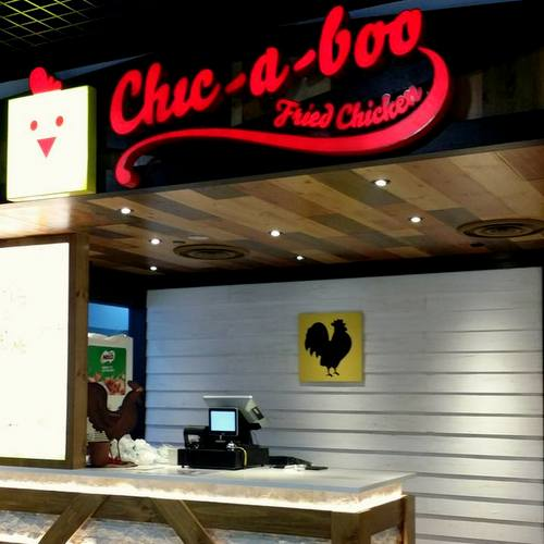 Chic-A-Boo Fried Chicken restaurant at Viva Business Park in Singapore.