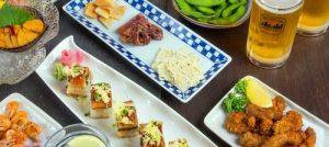 Kotobuki Japanese-style meal, available in Singapore.