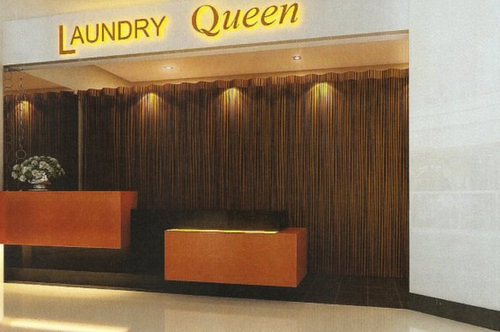 Laundry Queen at City Square Mall in Singapore.