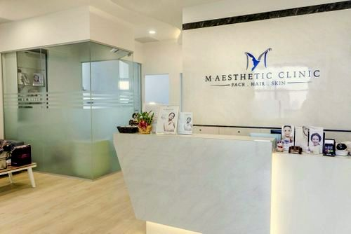 M-Aesthetic Clinic in Singapore.