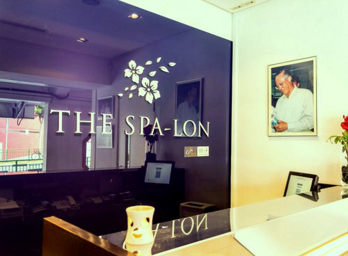 The Spa-Lon beauty spa salon at Choa Chu Kang in Singapore.