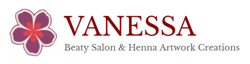 Vanessa Beauty & Henna Artwork Creations salon in Singapore.