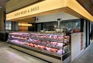 Aged Beef & Deli by Emporium Shokuhin at Marina Square in Singapore.