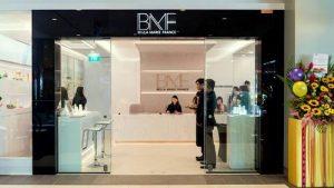 Bella Marie France beauty salon in Singapore.