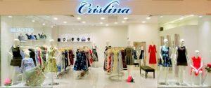 Crislina clothing boutique at Marina Square in Singapore.