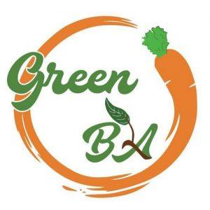 Green Ba vegetarian restaurant in Singapore.