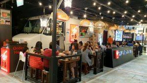Gu Thai Noodle Café restaurant in Singapore.