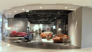HomesToLife furniture store at Marina Square shopping centre in Singapore.