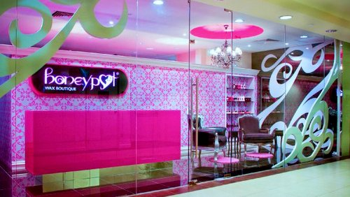 Honeypot Wax Boutique at Ngee Ann City in Singapore.