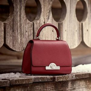 Moynat handbag, available in Singapore.