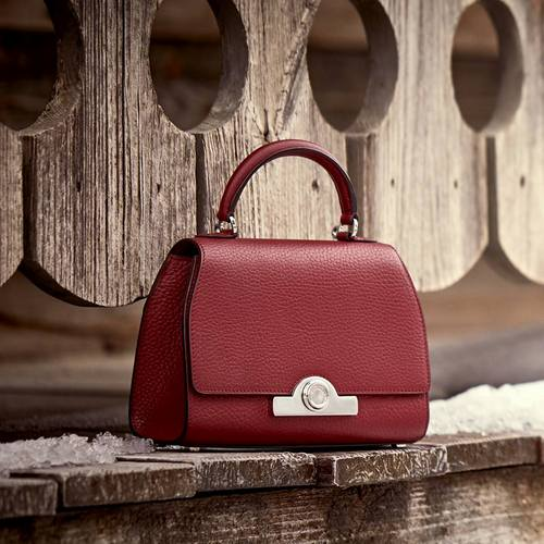 Moynat handbag, available in Singapore.