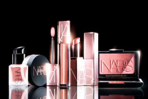 NARS beauty products, available in Singapore.