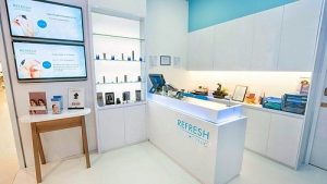 Refresh Laser Clinic in Singapore.