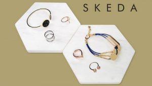 Skeda jewellery store in Singapore.