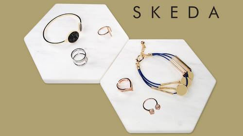 Skeda jewellery store in Singapore.