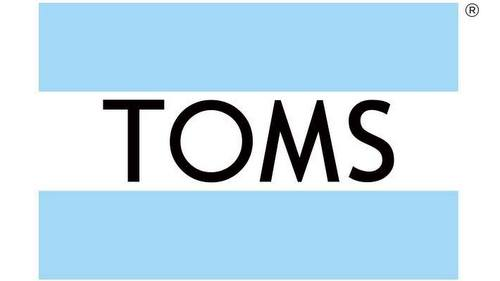 TOMS store in Singapore.