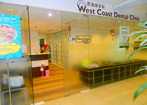 West Coast Dental Clinic in Singapore.