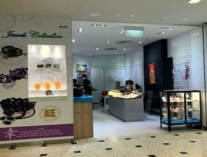 Jewels Collection jewellery store at Jurong Point shopping mall in Singapore.