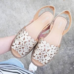 Women's Mimosa shoes, available in Singapore.