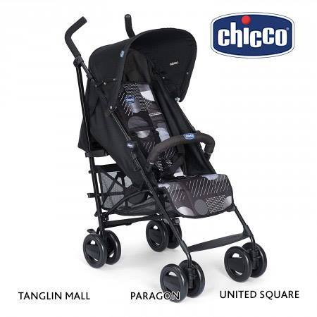 Chicco London Up Stroller, available in Singapore.