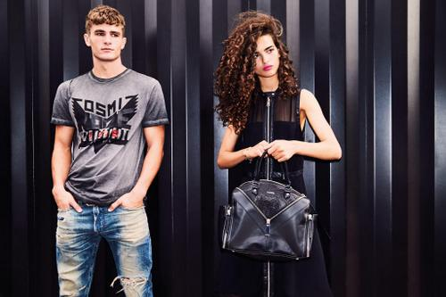 Diesel clothing, available in Singapore.