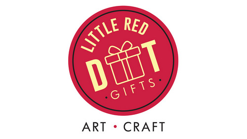 Little Red Dot Gifts shop at Paragon mall in Singapore.