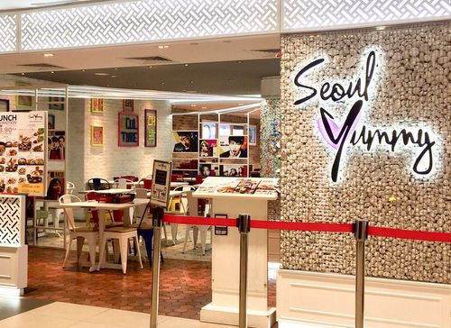 Seoul Yummy Korean restaurant at Junction 8 mall in Singapore.