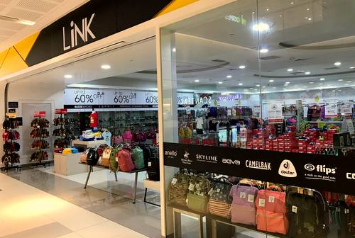 LINK store in Singapore.